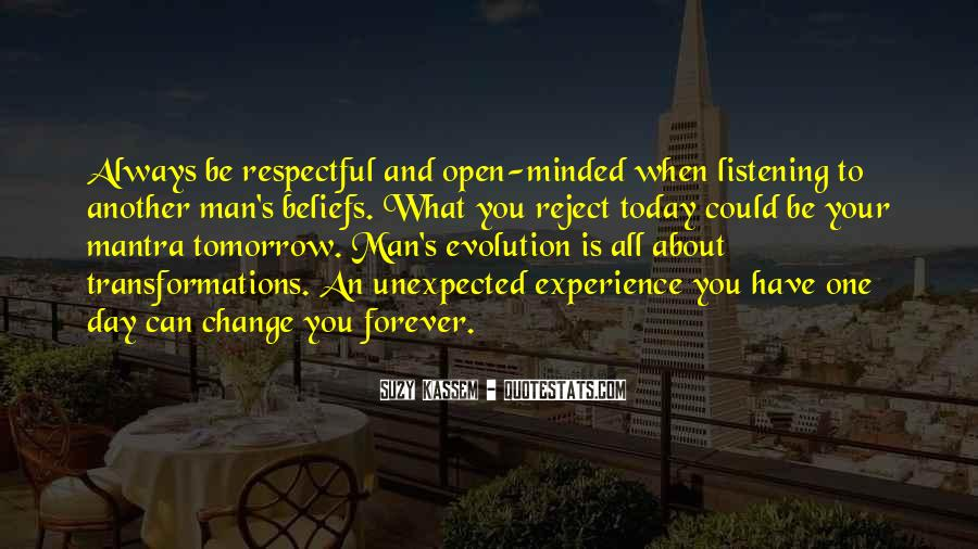 Quotes About Evolution And Religion #1550393