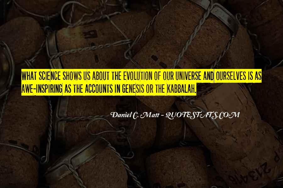 Quotes About Evolution And Religion #188601