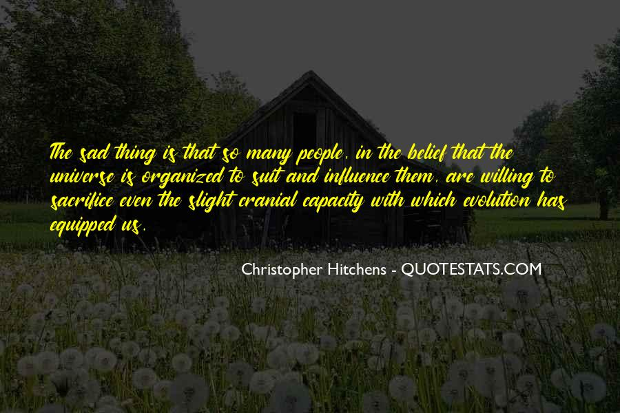 Quotes About Evolution And Religion #453815