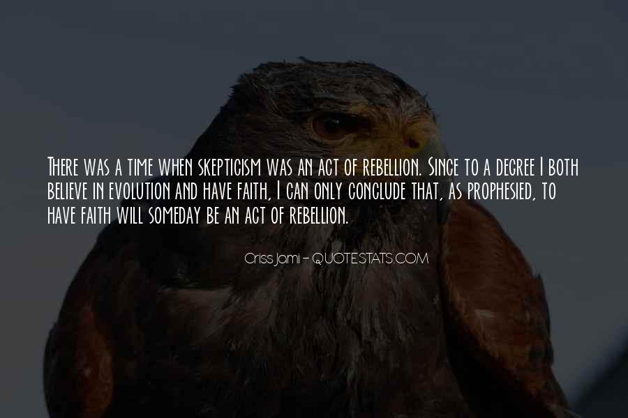 Quotes About Evolution And Religion #479206