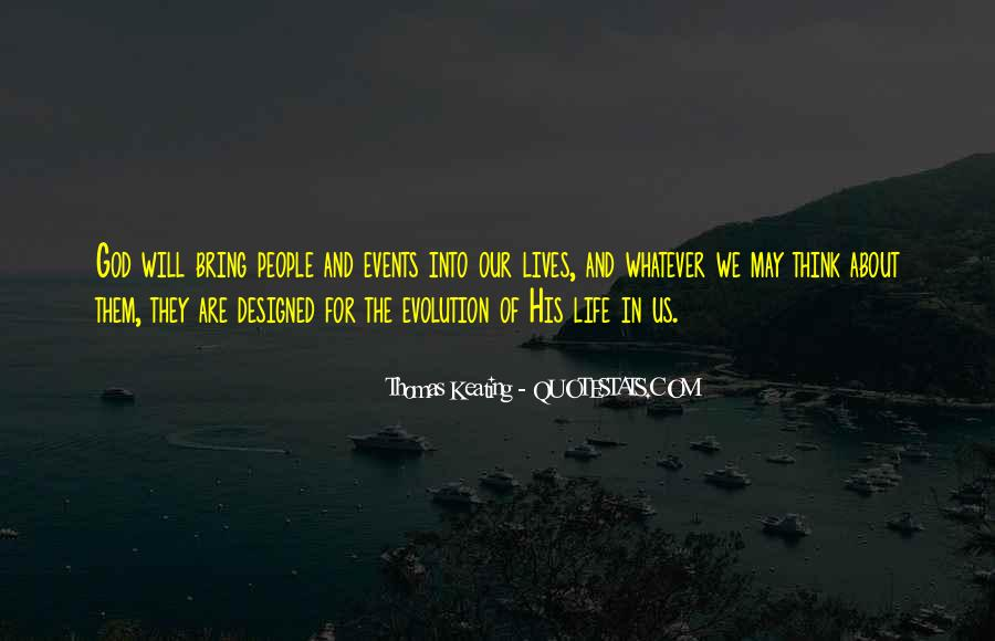 Quotes About Evolution And Religion #880367