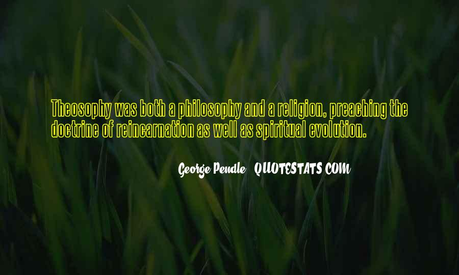 Quotes About Evolution And Religion #929501