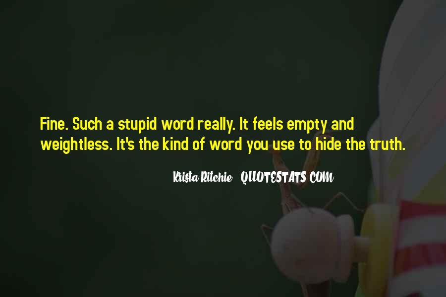 Stupid Ex Sayings #13241