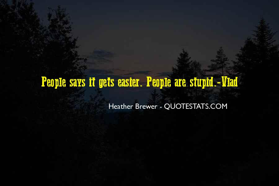 Stupid Ex Sayings #26581