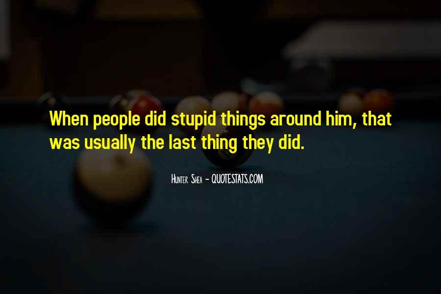 Stupid Ex Sayings #5185