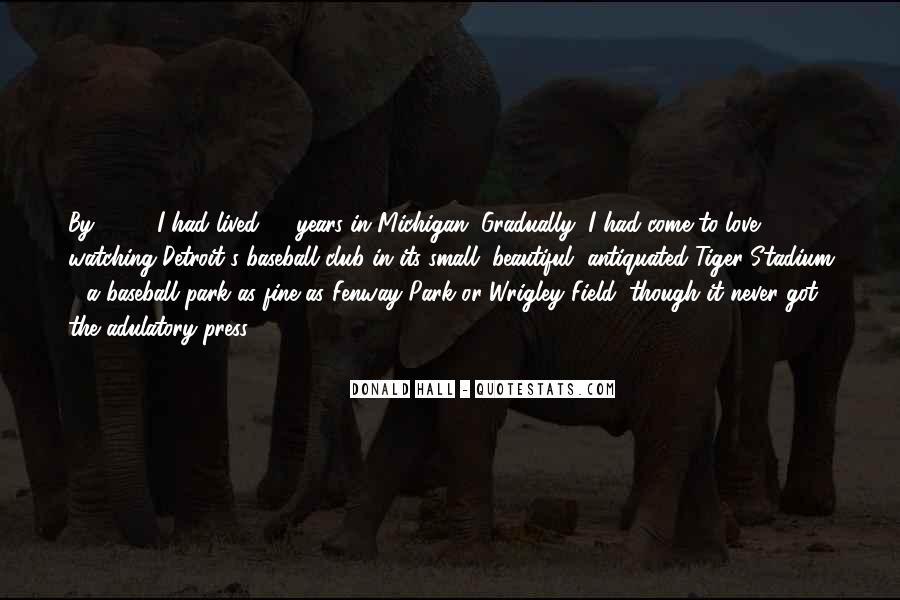 Detroit Tiger Sayings #1810589