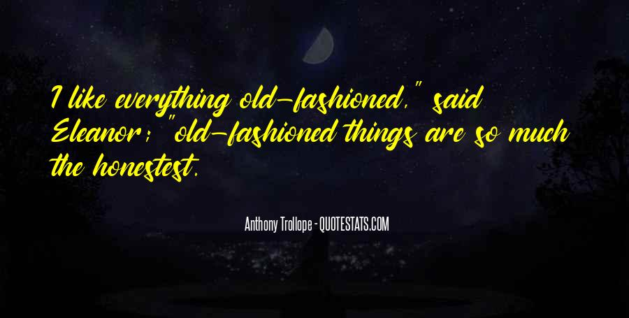 Best Old Fashioned Sayings #14025
