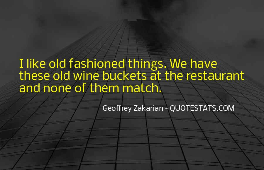 Best Old Fashioned Sayings #30101