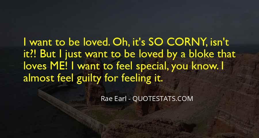 Special Feeling Sayings #1369211