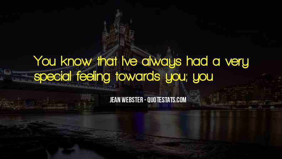 Special Feeling Sayings #1529613