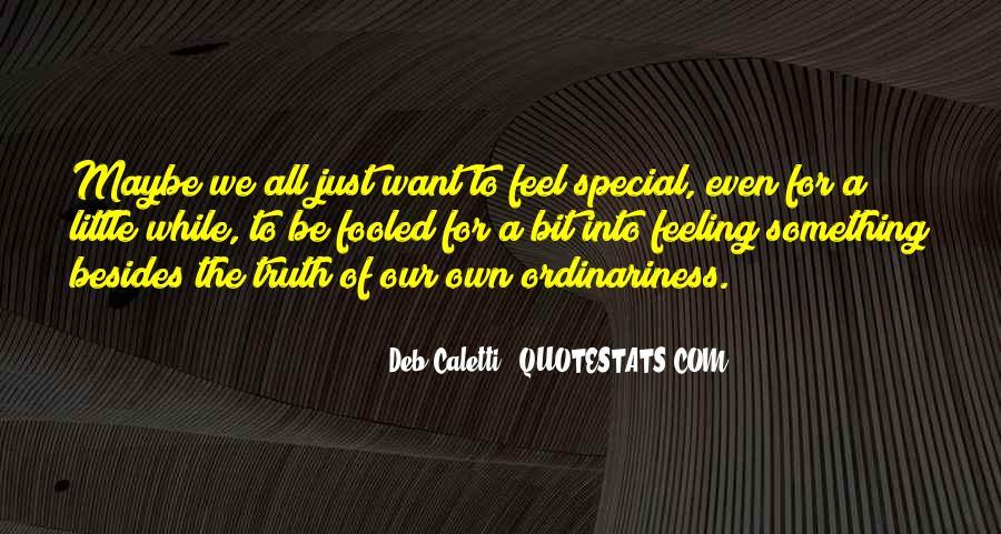 Special Feeling Sayings #1545475