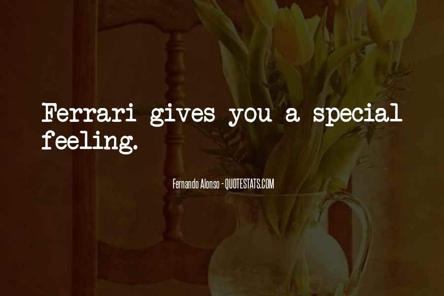 Special Feeling Sayings #1653878