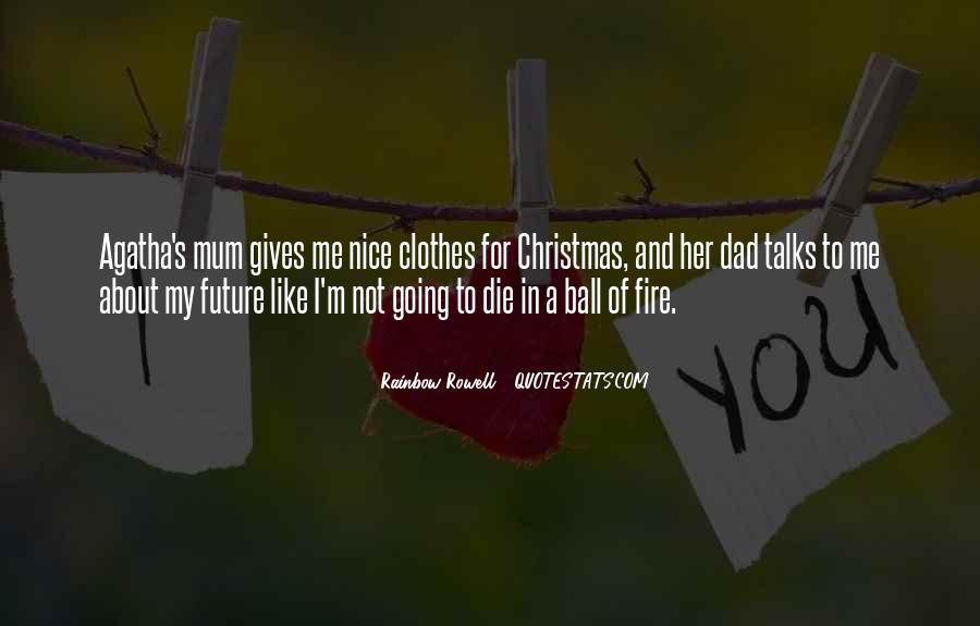 Christmas Fire Sayings #13595