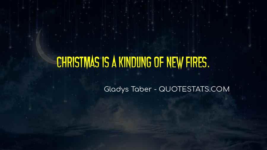 Christmas Fire Sayings #1403918