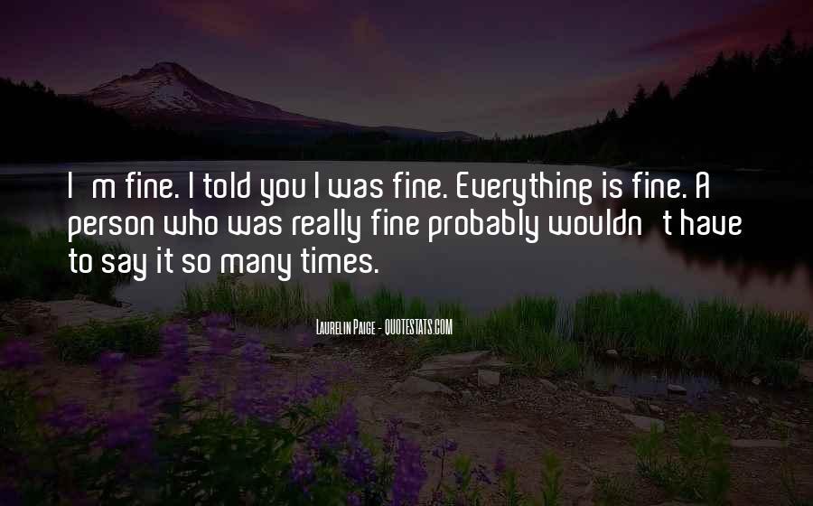 You So Fine Sayings #31211