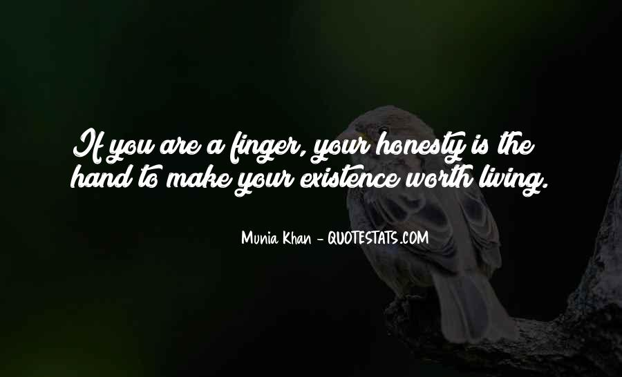 Fingers Quotes And Sayings #1565580