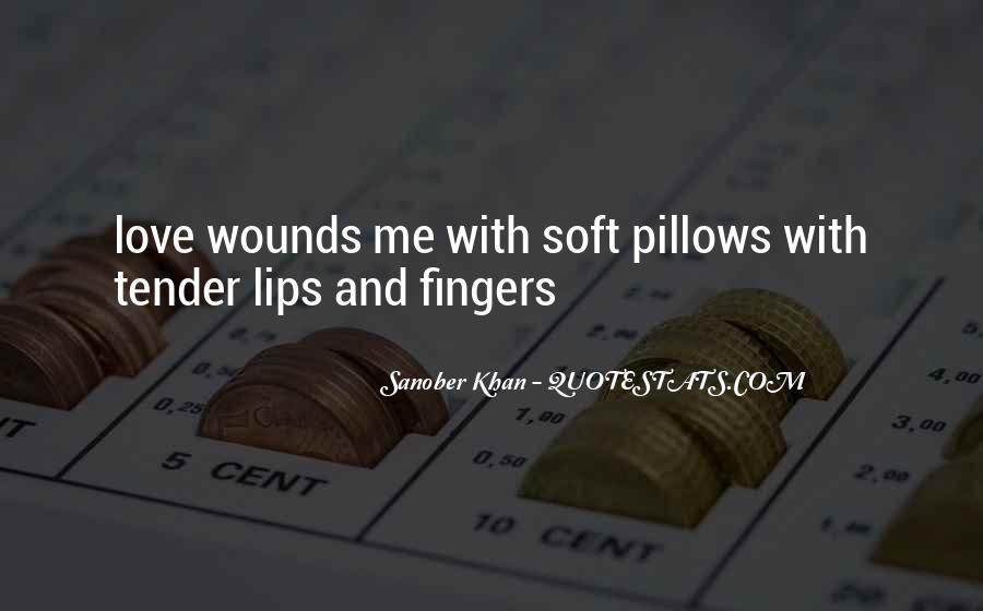 Fingers Quotes And Sayings #1797122