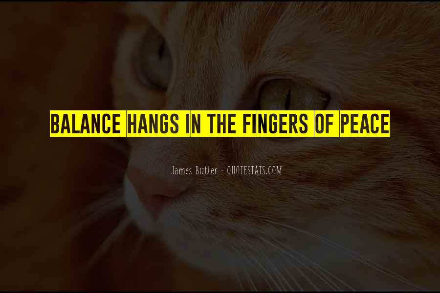 Fingers Quotes And Sayings #826963