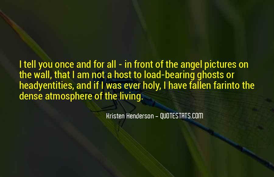 Fallen Angel Sayings #1193697
