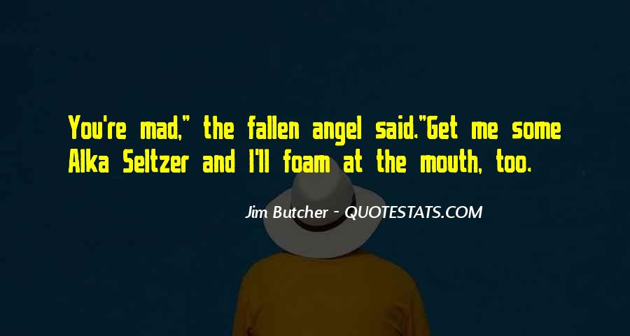 Fallen Angel Sayings #1219567
