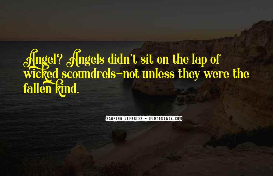 Fallen Angel Sayings #1519599