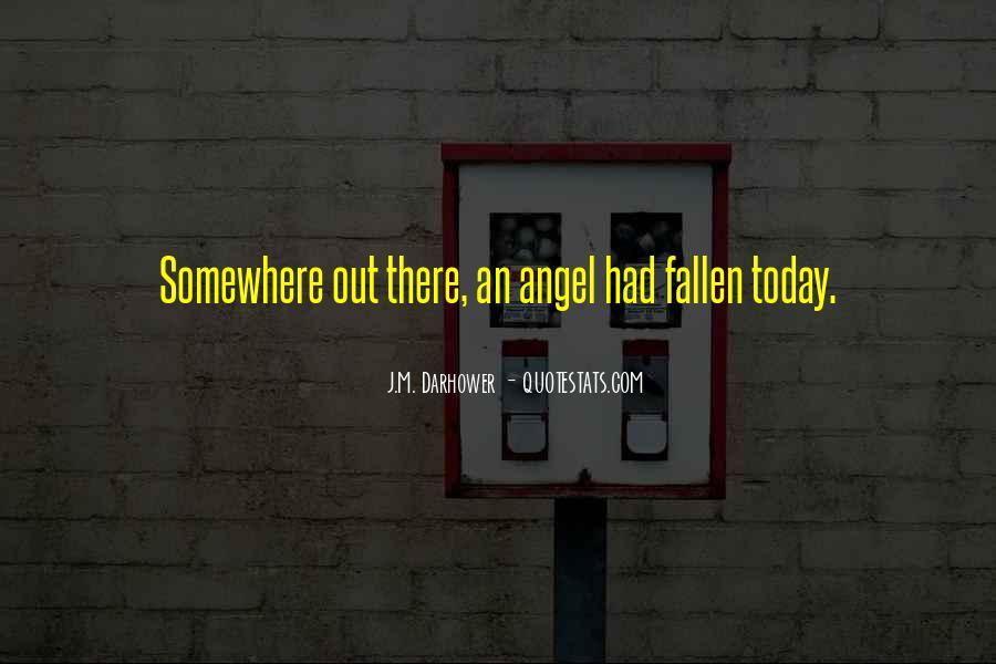Fallen Angel Sayings #1617567