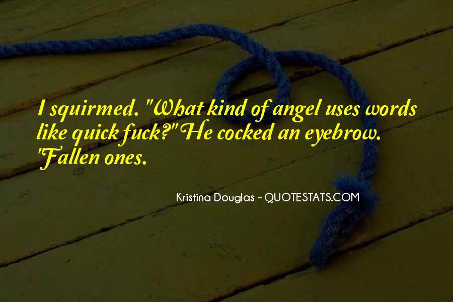 Fallen Angel Sayings #1760445