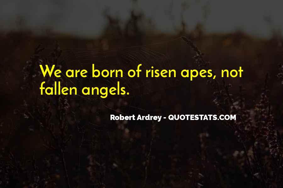Fallen Angel Sayings #1861221