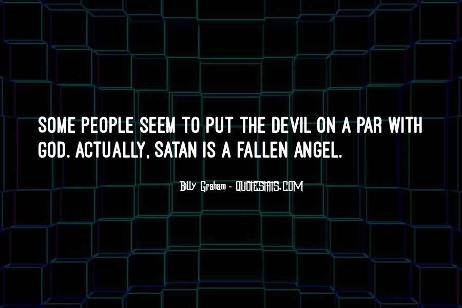 Fallen Angel Sayings #23982
