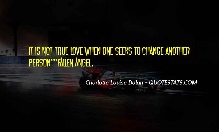 Fallen Angel Sayings #274379