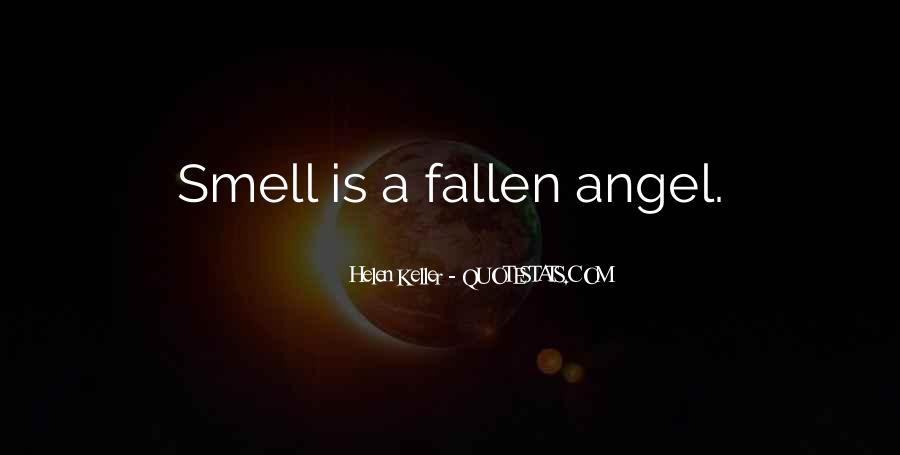 Fallen Angel Sayings #338408