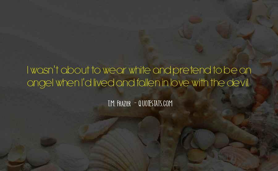 Fallen Angel Sayings #387729