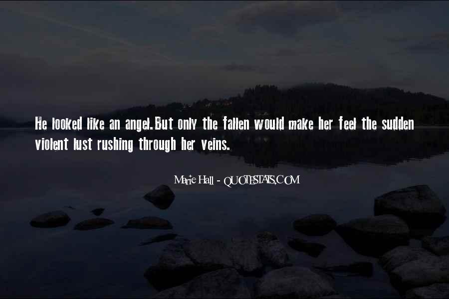 Fallen Angel Sayings #428178