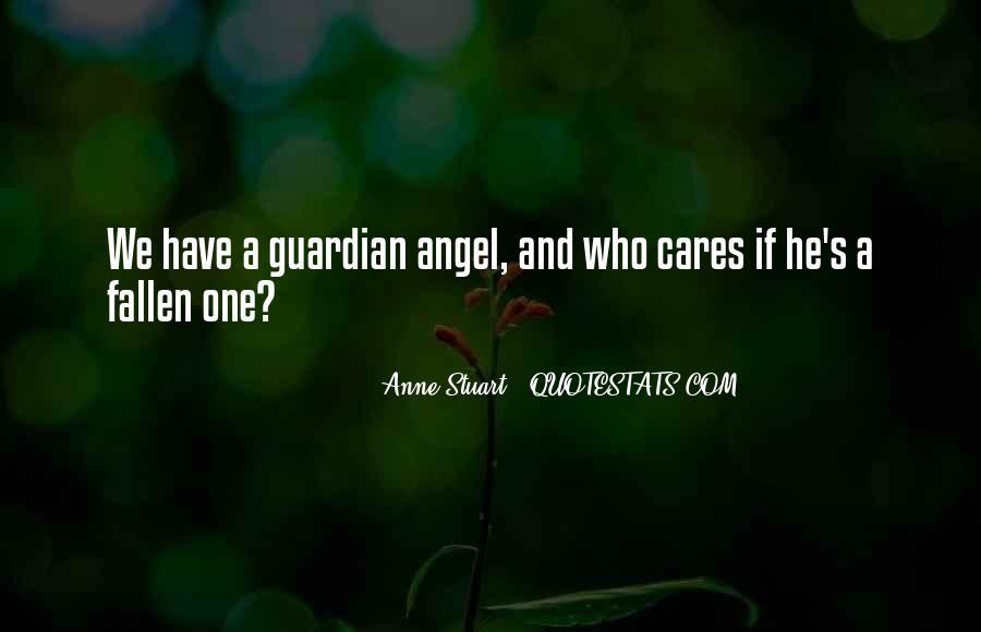 Fallen Angel Sayings #625042
