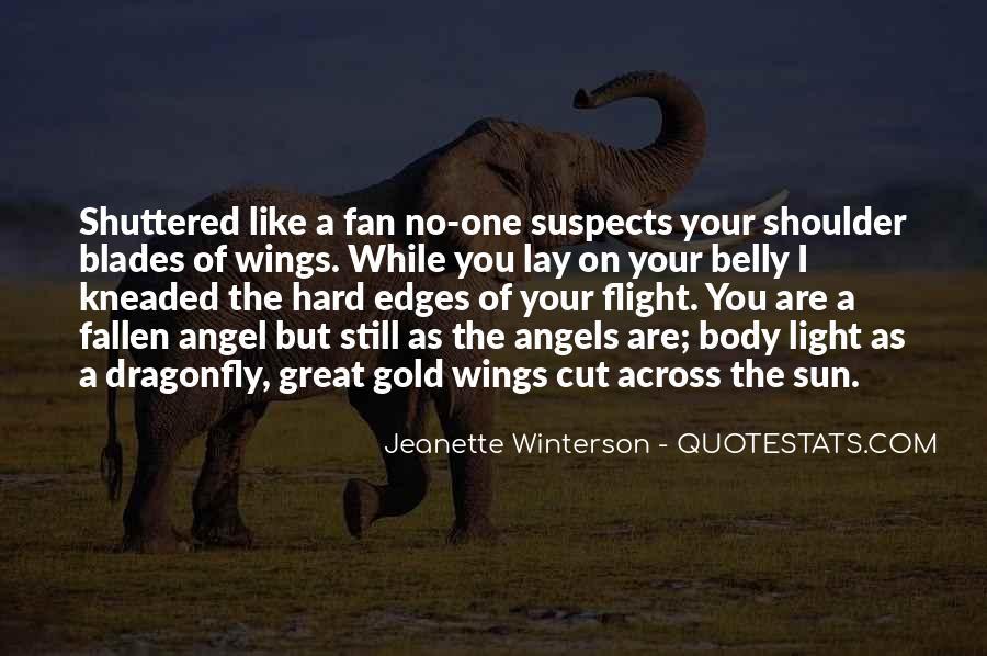 Fallen Angel Sayings #694432
