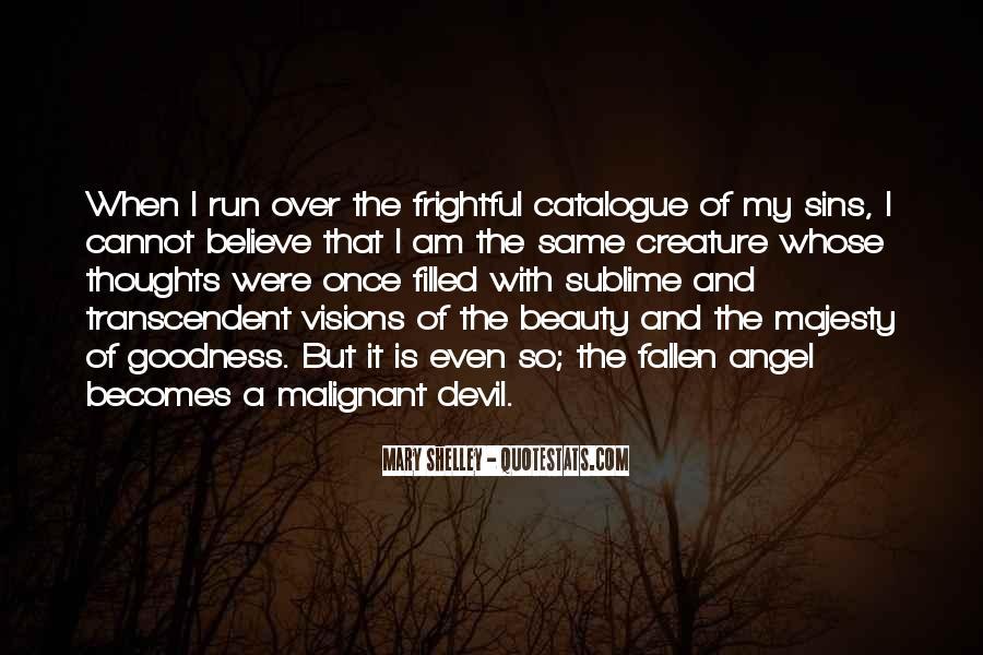 Fallen Angel Sayings #697616