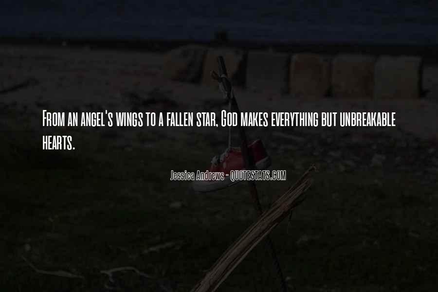 Fallen Angel Sayings #699738