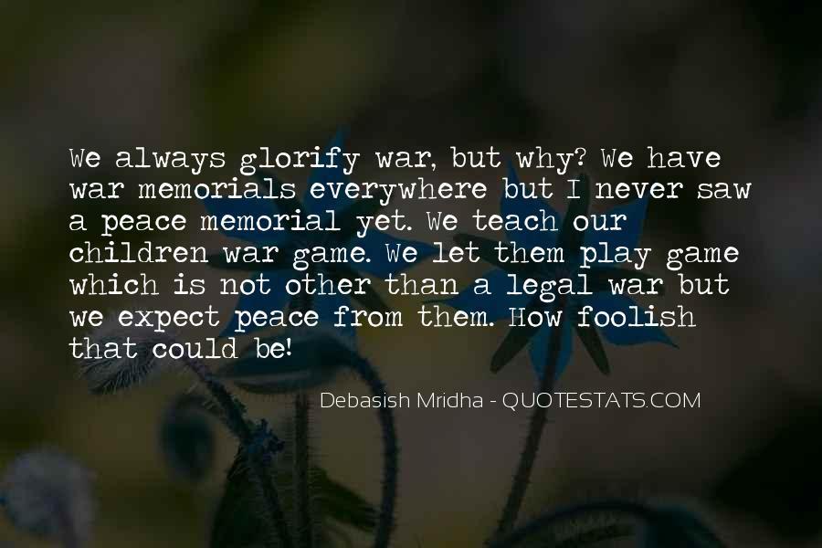 Foolish Love Quotes Sayings #1449324