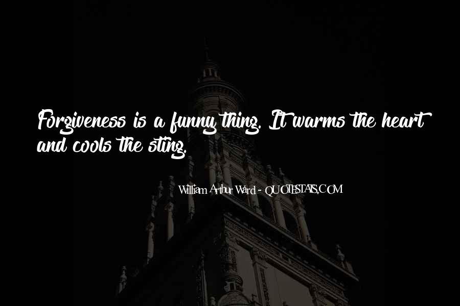 Funny Forgiveness Sayings #1867079