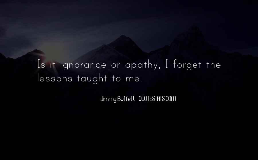 Forget Me Sayings #119834