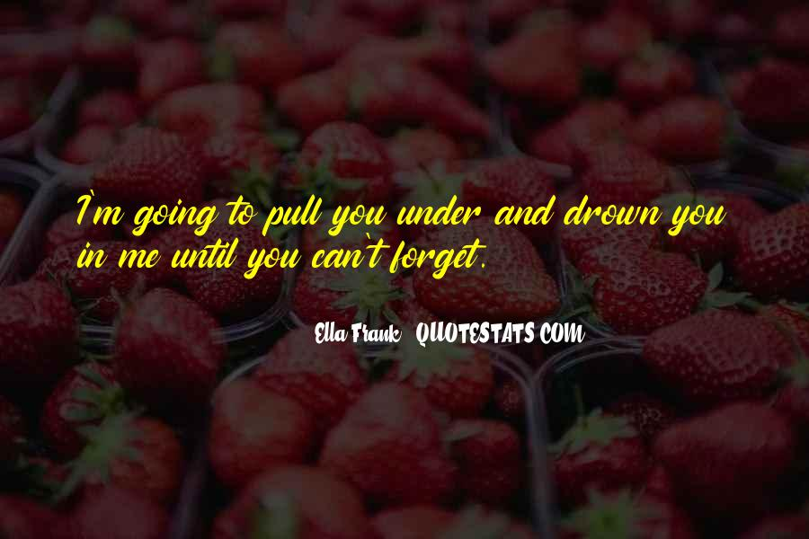 Forget Me Sayings #79273