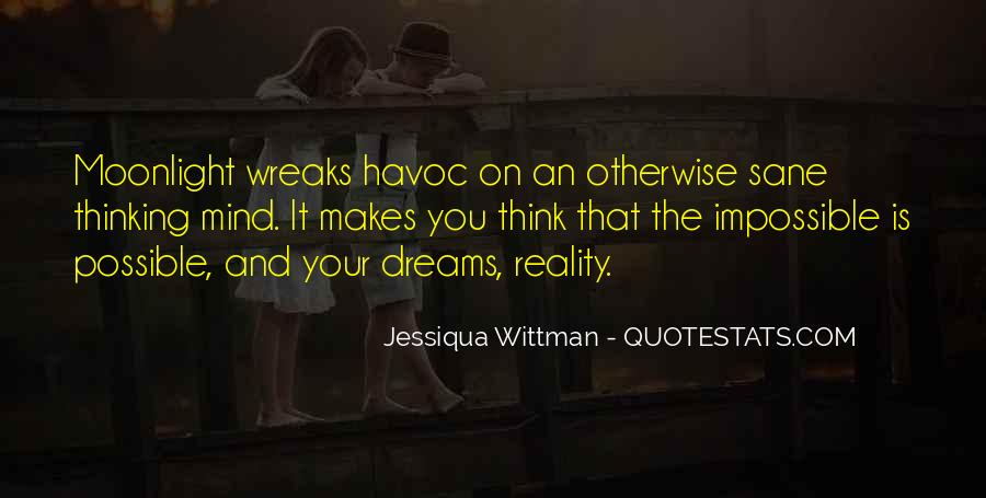 Quotes About Dreams And Reality #156556