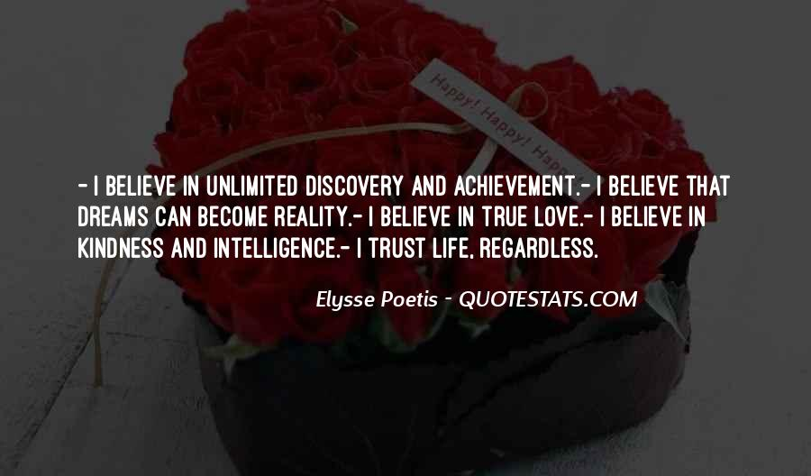 Quotes About Dreams And Reality #288609