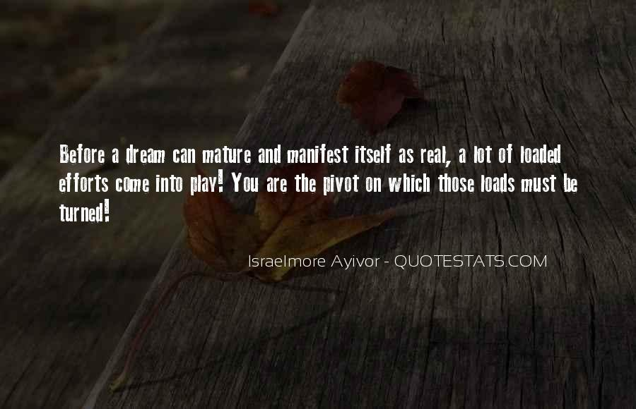 Quotes About Dreams And Reality #367597