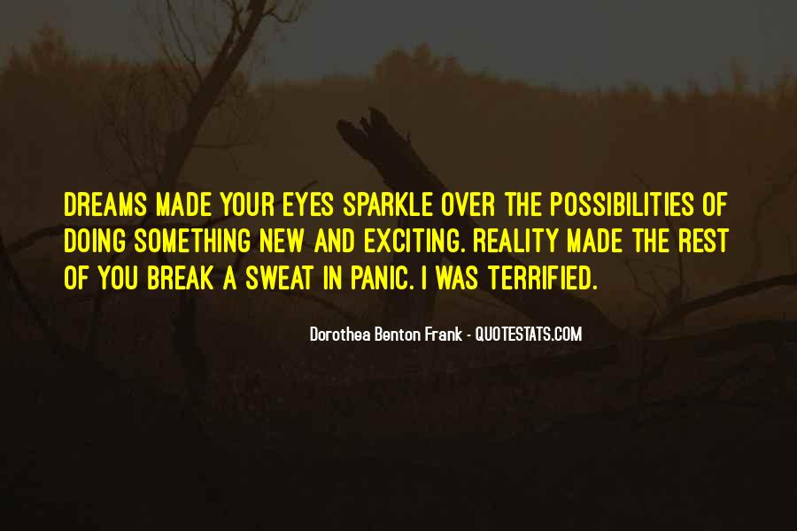 Quotes About Dreams And Reality #400752