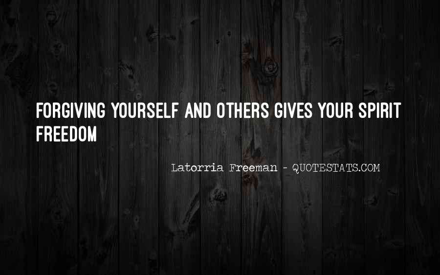 Freedom Quotes And Sayings #1310354
