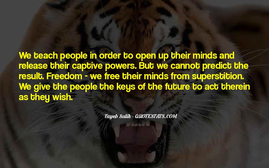 Freedom Quotes And Sayings #210535