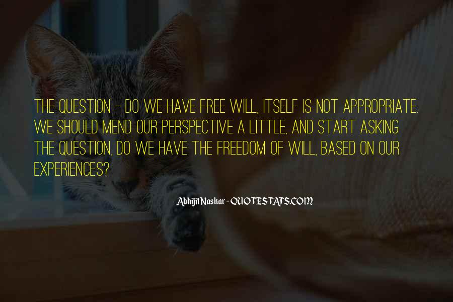 Freedom Quotes And Sayings #3149
