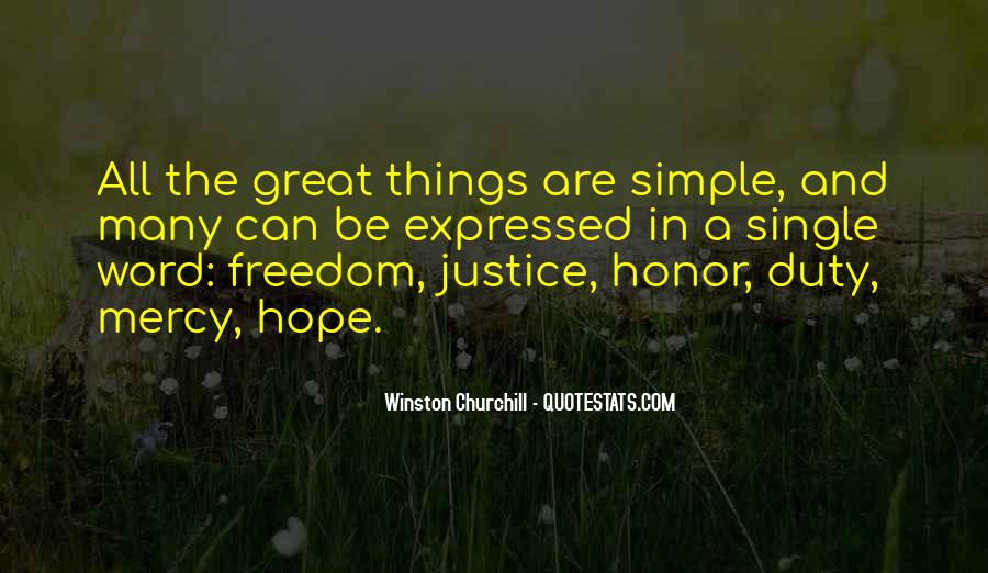 Freedom Quotes And Sayings #325911