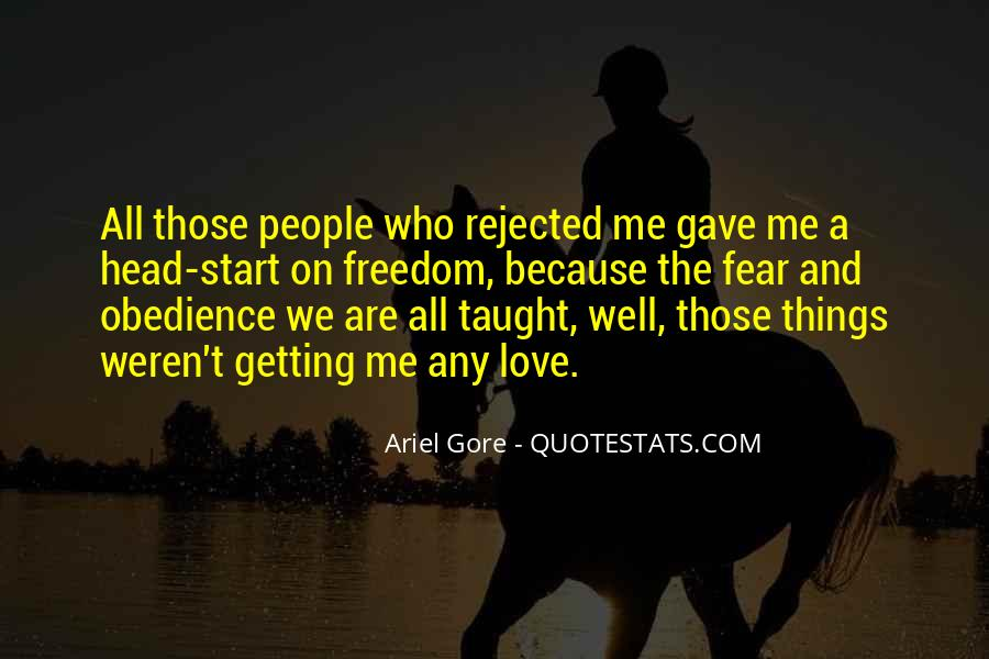 Freedom Quotes And Sayings #556715